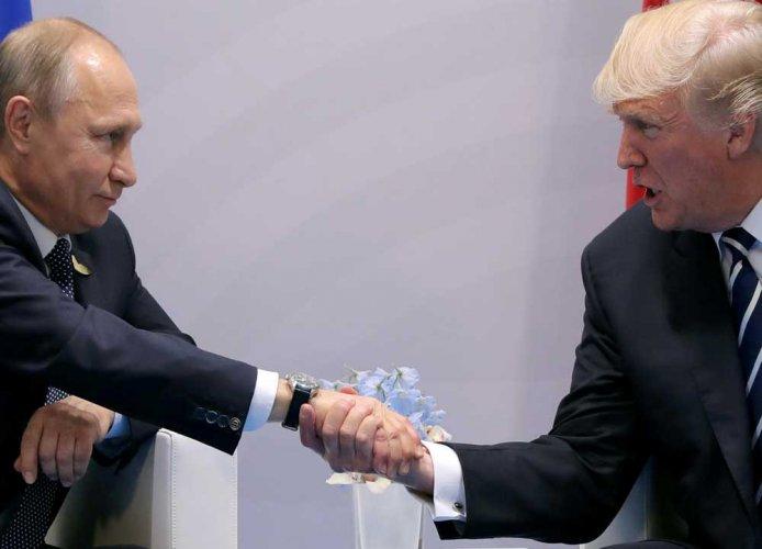755 US diplomats must leave Russia: Putin