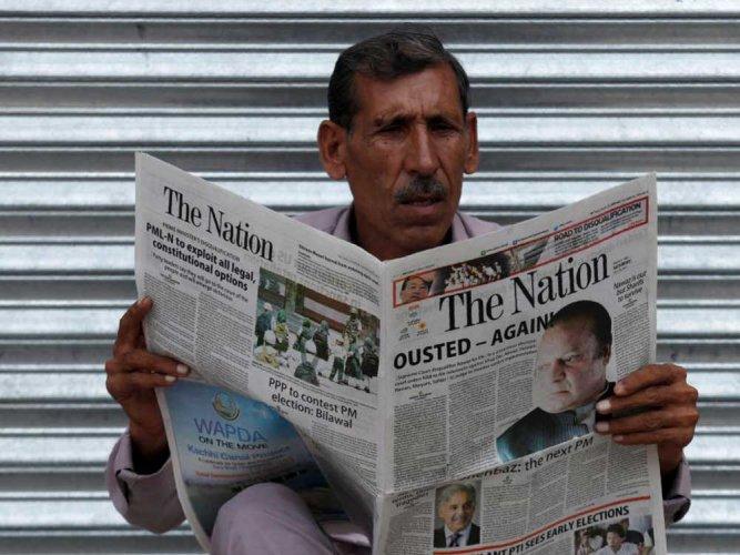 Sharif's rivals will vie to exploit his fall