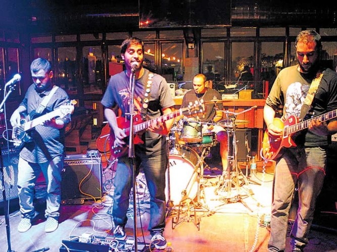 Liquor ban on highways hits  live bands across the city hard