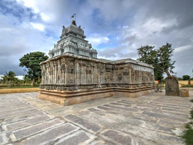 Shantigrama's Hoysala legacy