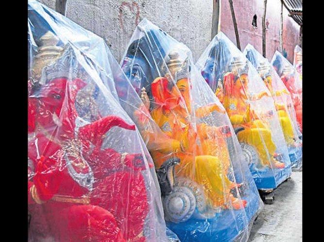 What ban, PoP idols still sold across city