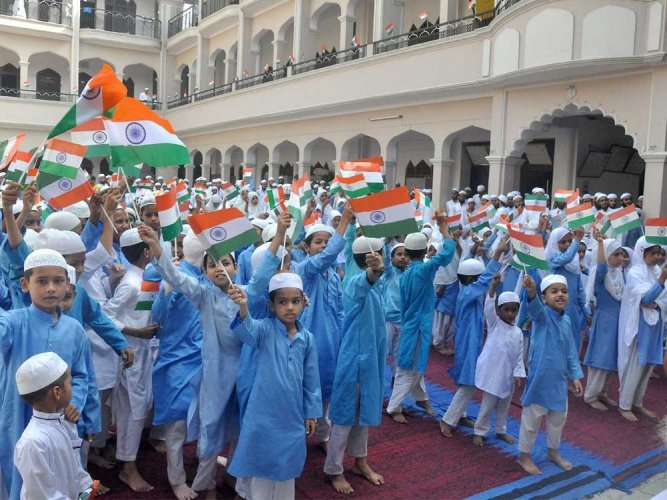 UP govt to act against madrasas, where national anthem was not sung on I-Day