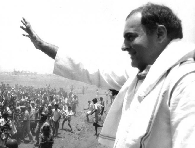 Govt quizzed on conspiracy in Rajiv's death