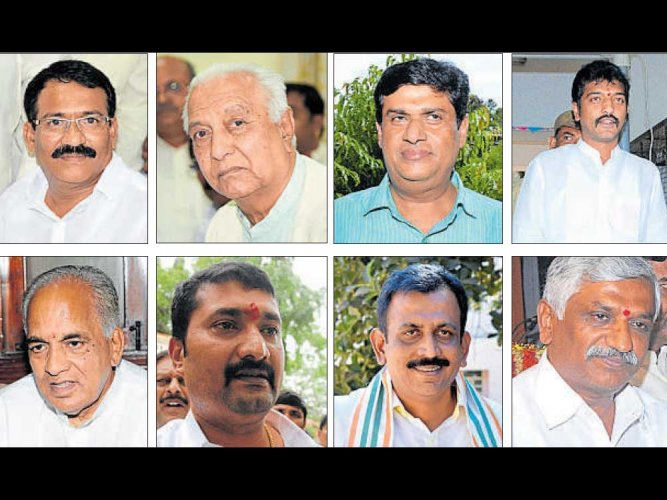 Congress, JD(S) MLCs faked info  to vote in mayoral poll: probe
