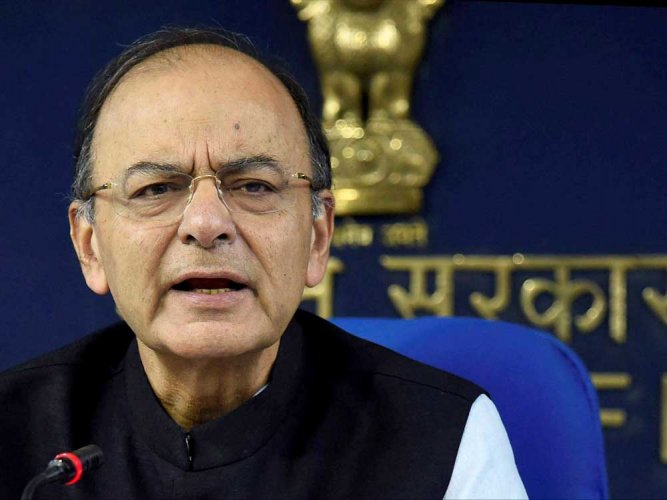 Fiscal prudence a challenge, but no need for panic: Jaitley