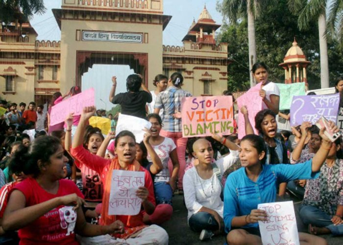 Congress questions PM's silence on BHU violence; wants VC out