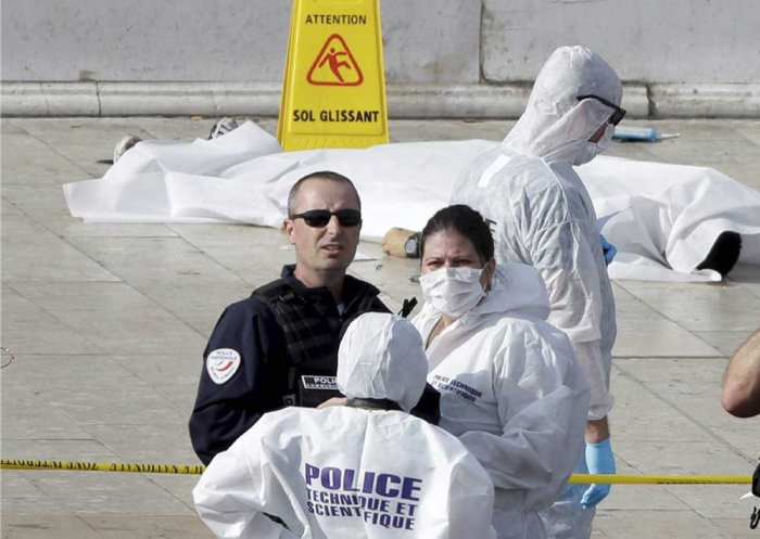 Two women stabbed to death in Marseille knife attack