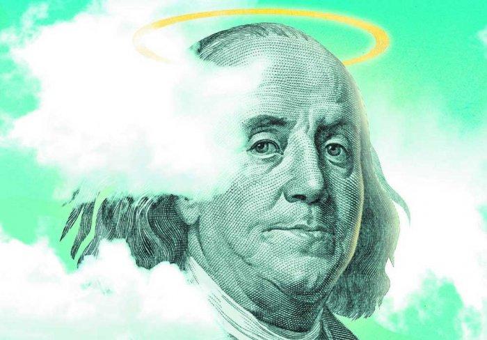 'Angels' may be way as tech disrupts wealth