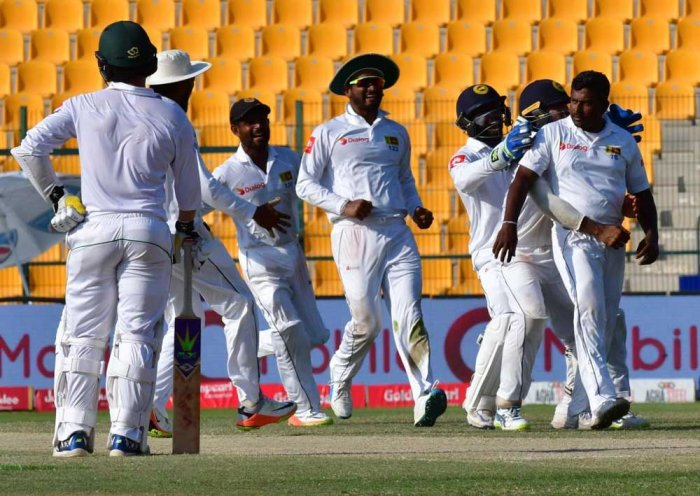 Wily Herath spins SL to victory