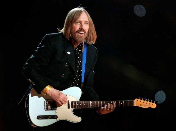 Rock legend Tom Petty dead at 66
