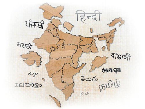 Languages have different histories: study