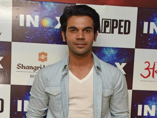 Rajkummar Rao starts shooting for 'Fanney Khan'