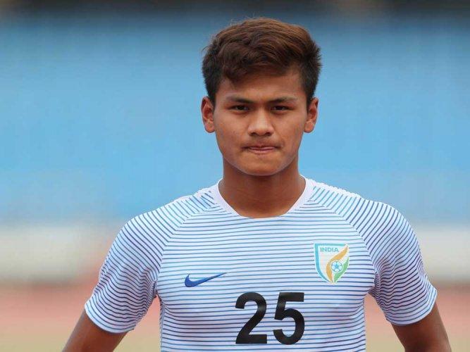Moonwalk: 'Dangerous' Jeakson ready to rock at U-17 World Cup