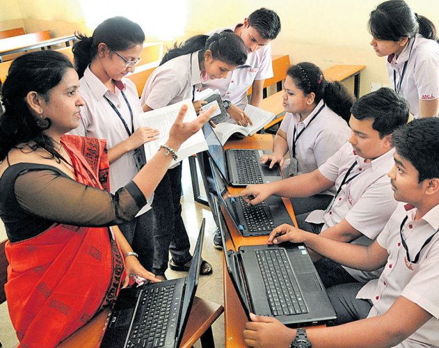About 15 lakh untrained teachers register for D EI ED course