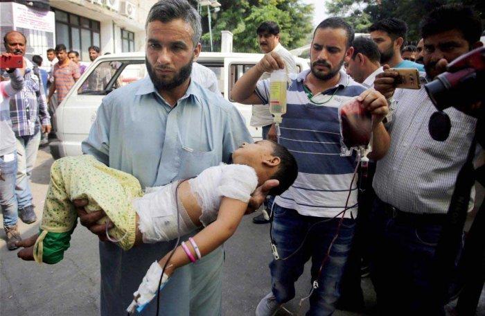 India summons Pak deputy envoy
