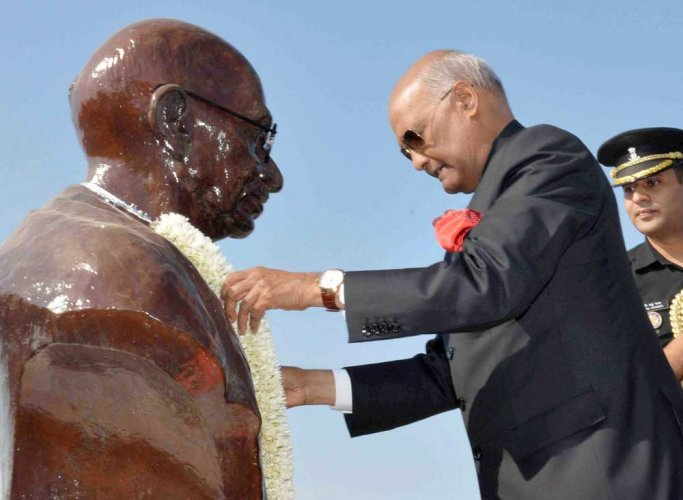 Rise of India is opening new opportunities: Prez Kovind