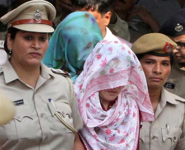 Honeypreet remanded in 6-day police custody
