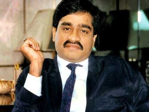 Dawood Ibrahim shown as wanted accused