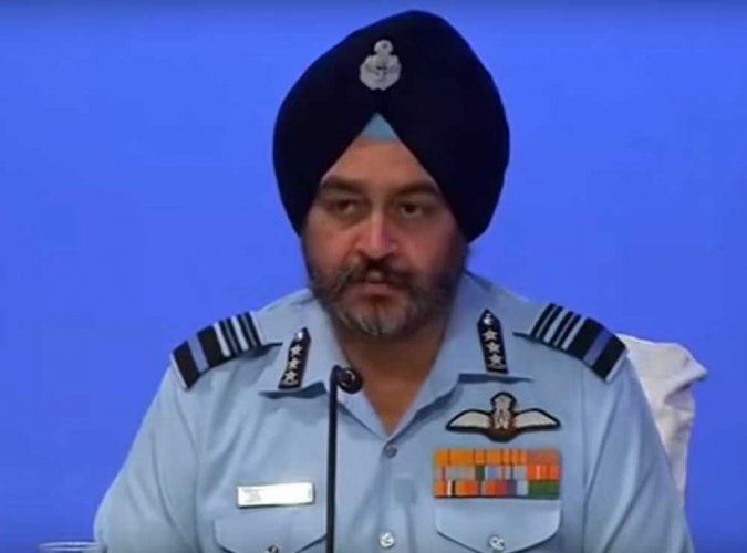 IAF has Plan-B for a two front war scenario involving Pak and China