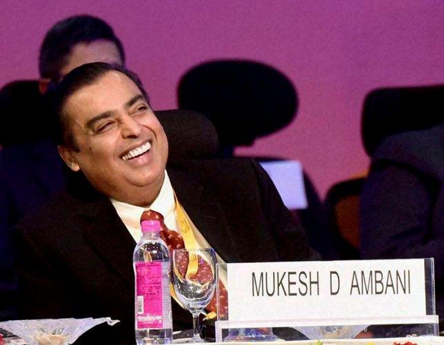 India's rich get richer, Mukesh Ambani retains top slot:Forbes