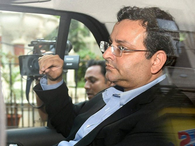 NCLT reserves order on Mistry's plea