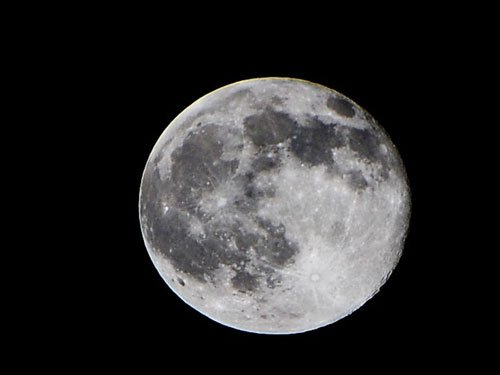 Moon once had an atmosphere: NASA study