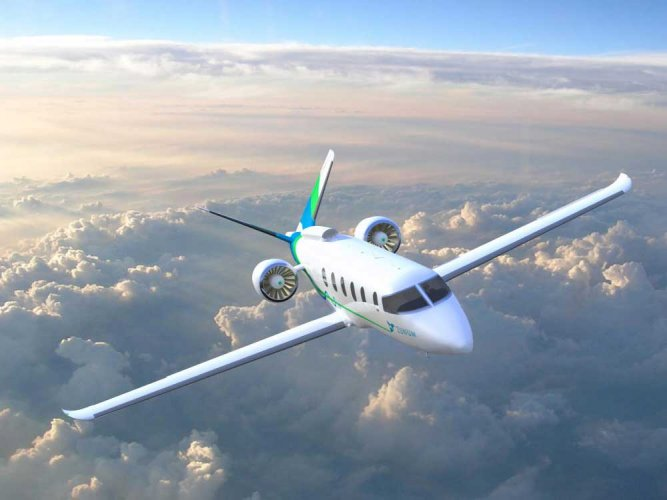 Boeing-backed startup eyes hybrid electric plane in 2022