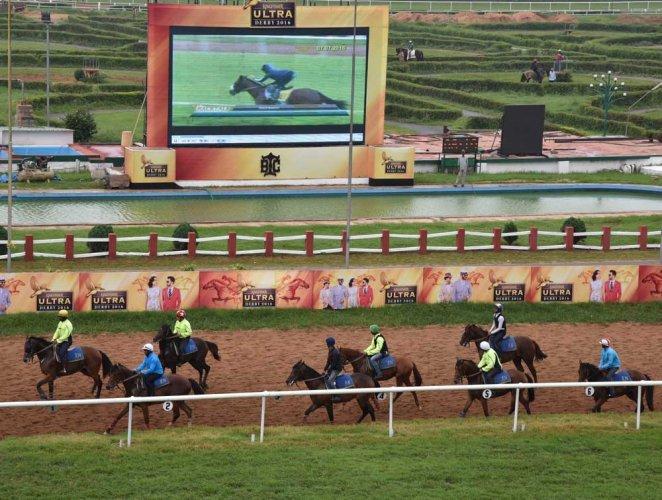 Foreign firm keen to run racing in Bengaluru