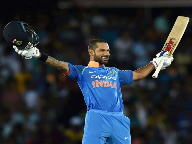 It would be great to emulate Australia's past success: Dhawan