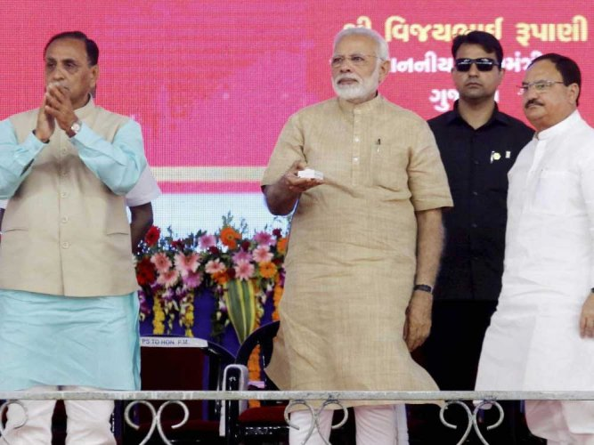 PM launches 'Intensified Mission Indradhanush'