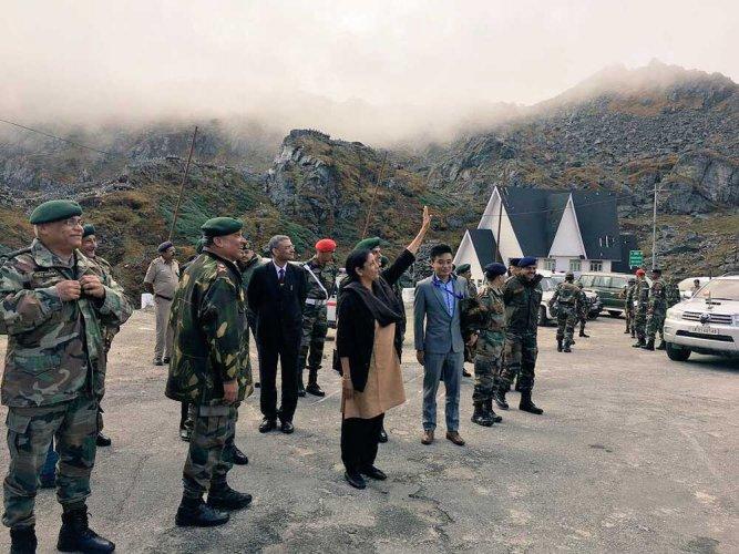 China urges India to abide by historic treaty
