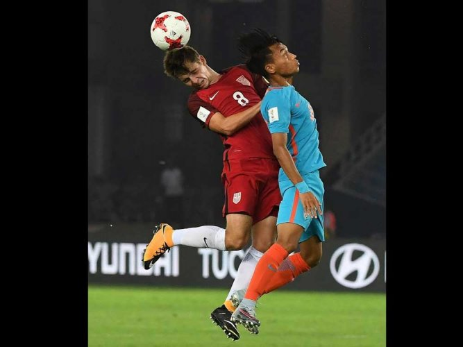 India colts face smarting Colombia today