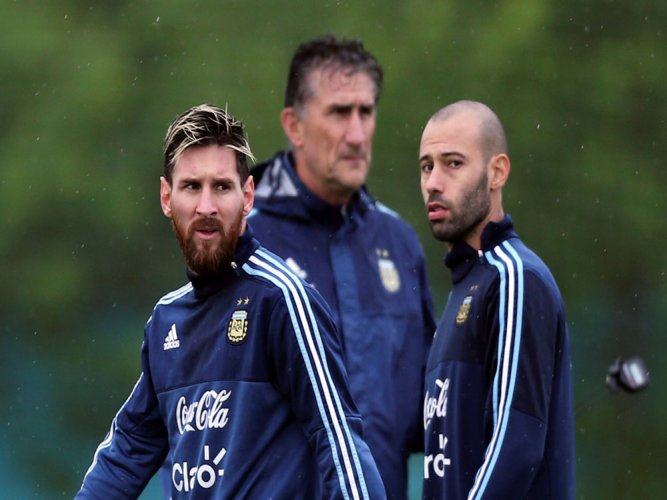 Moment of truth as Argentina seek World Cup berth