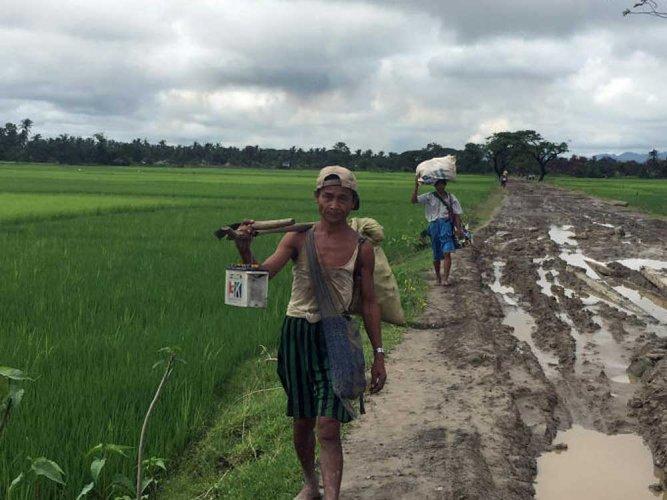 Segregation fans fears of fresh 'cleansing' in Myanmar's Rakhine
