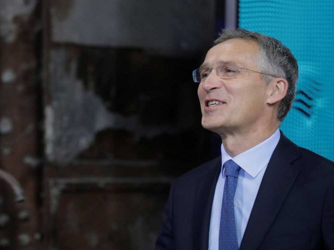 NATO chief: 'We don't want a new Cold War' with Russia