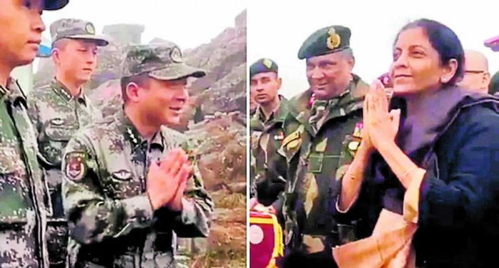 Ready to maintain peace at frontiers with India, says China