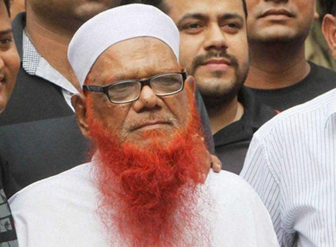 Tunda gets life term in 1996 Sonepat blasts case
