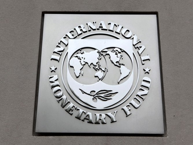 IMF lowers India's growth to 6.7%