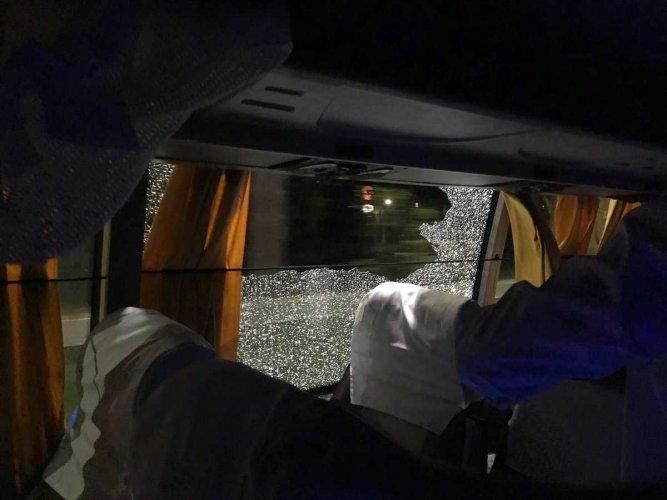 Security scare for Australian team in Guwahati