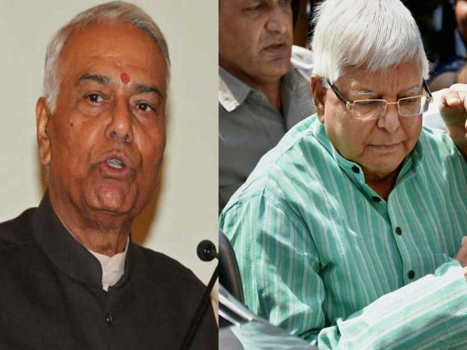 Yashwant, Lalu may come face to face with Modi at PU centenary celebration