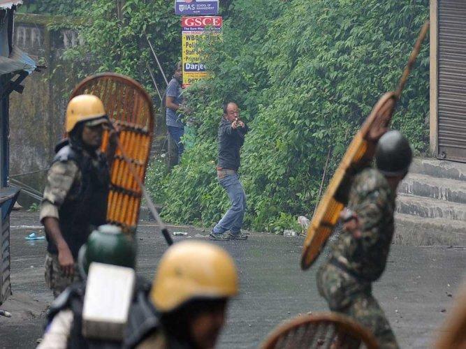 We do not want Darjeeling to turn into Kashmir: Binay Tamang