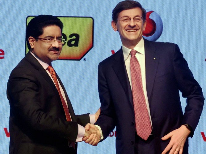 Idea shareholders approve scheme of merger with Vodafone India