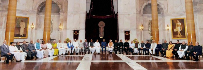 Governors agree to push goals for new India by 2022