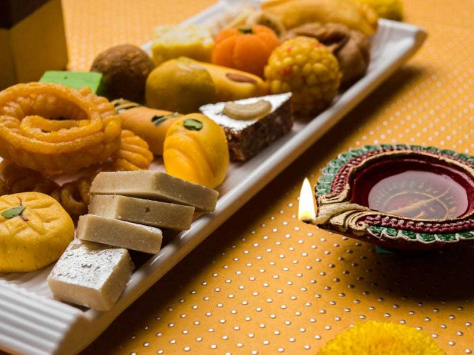 Go sugar-smart this Diwali