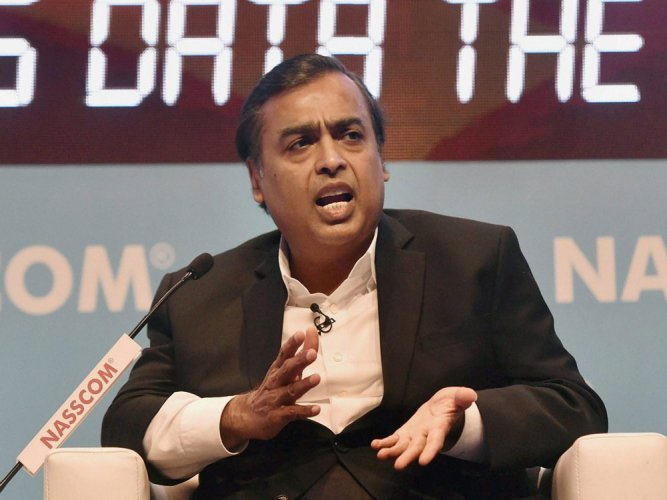 RIL Q2 net profit up 12.5% to Rs 8,109 cr