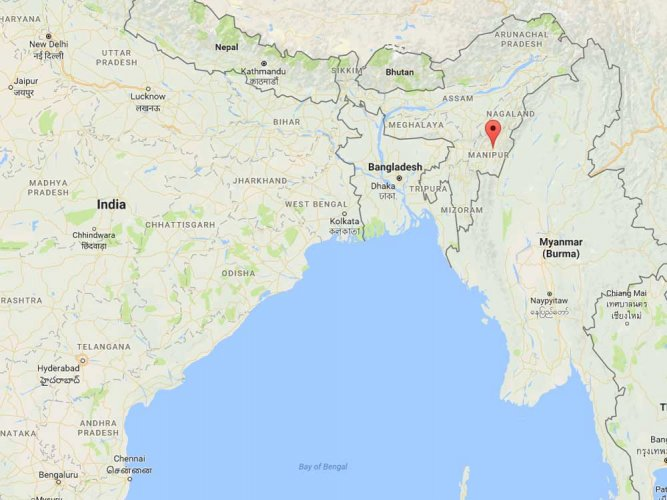 Banned outfit claims responsibility for bomb attack in Imphal
