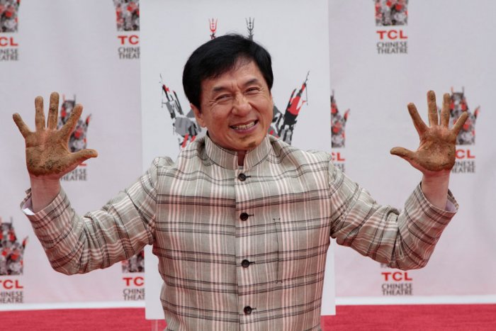 I hope one day to get a best actor Oscar: Jackie Chan