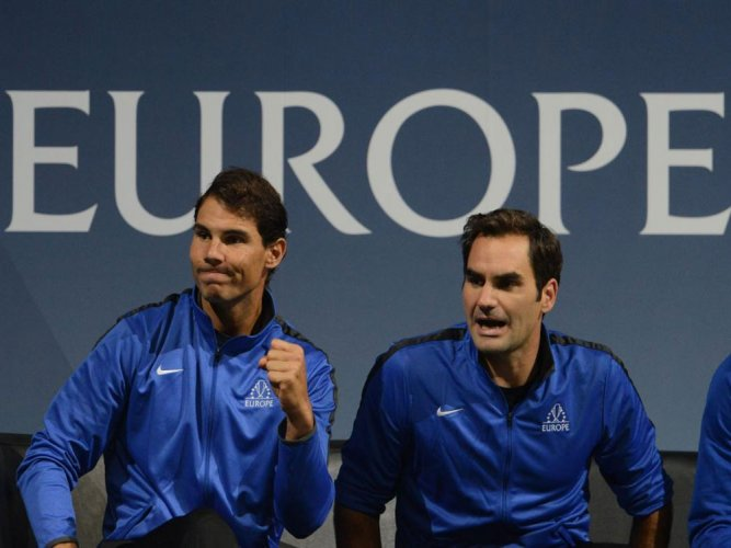 Nadal and Federer to face off for Shanghai title
