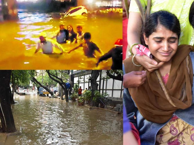 Search continues for missing rain victims