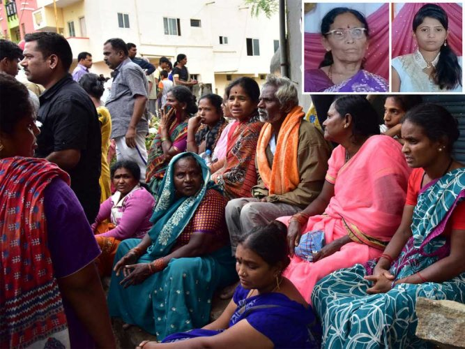 Wait for bodies compounds grief for victims' kin